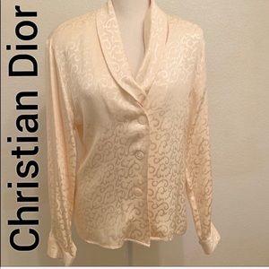 Christian Dior Button Down